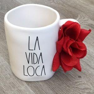 "Rae Dunn ""LA VIDA LOCA"" Mug NWT"